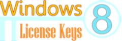 Windows 8 License Keys