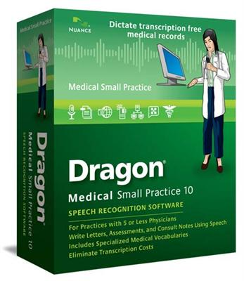 Dragon Naturally Speaking - Speech recognition