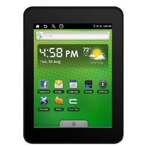 Velocity android tablet