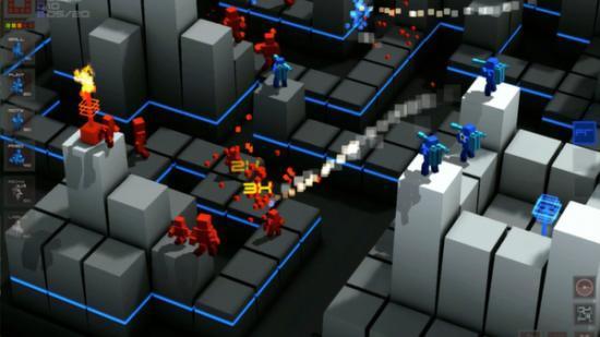 Cubemen 1