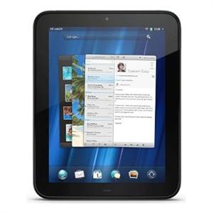 HP Touchpad android tablet