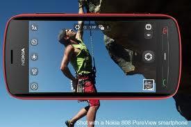 nokia 808 Camera