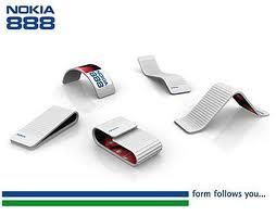 Nokia 888 - Form that Follow
