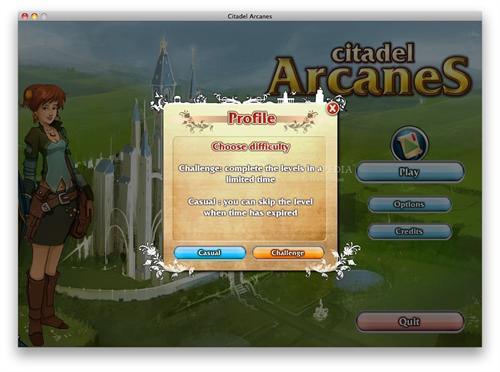 Citadel Arcanes 1