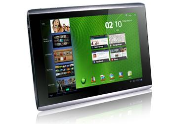 ICONIA TTAB A series tablet