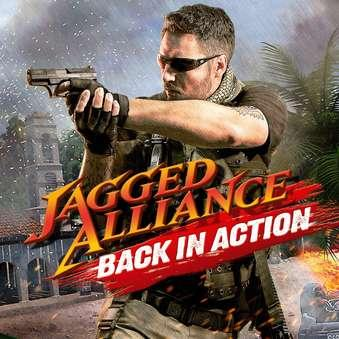 Jagged Alliance: Back in Action game