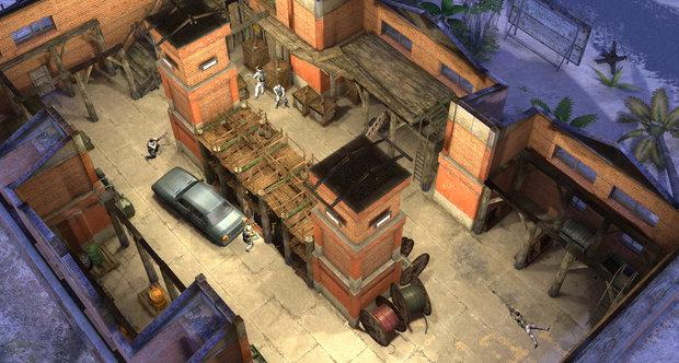 Jagged Alliance: Back in Action game 2