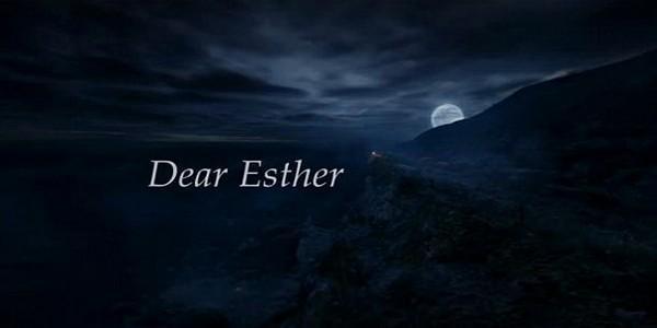 Dear Esther logo
