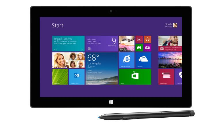 Microsoft Surface Pro 2 - display