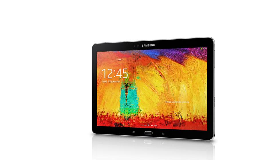 Samsung Galaxy Note 10.1 (2014 Edition) - Design