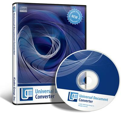 Universal Document Converter 4.2