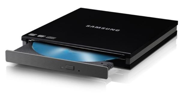 Samsung USB 2.0 8x DVD Writer External Optical Dri