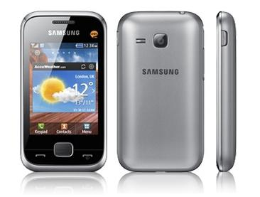 Samsung ChampDeluxe 3312 Phone