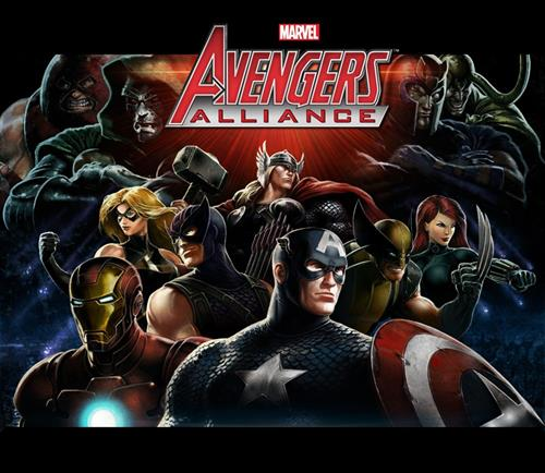 Logo Avengers Alliance