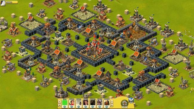 War of Mercenaries screenshot