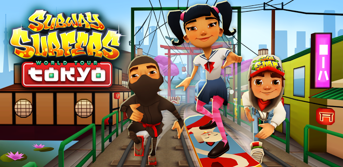 Subway Surfers best android game