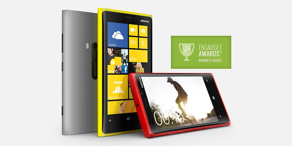 Nokia Lumia 920 – overview, features, specifications and price