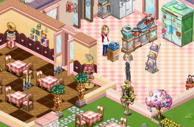 Dessert Shop screen1