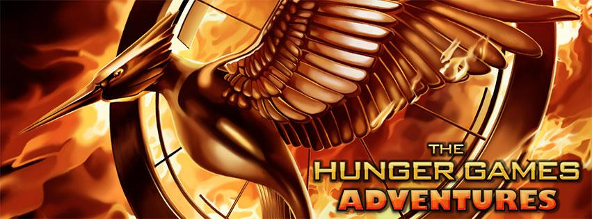 The Hunger Games Adventures banner