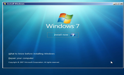 How to Install windows 7 professional in your home desktop or laptop