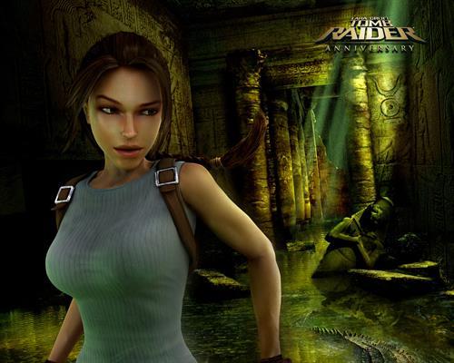 Tomb Raider HD game