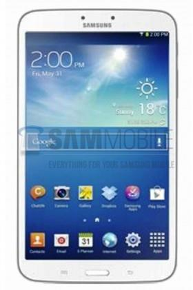 Resource: Samsung Galaxy Tab 3 8.0 T3110 tablet