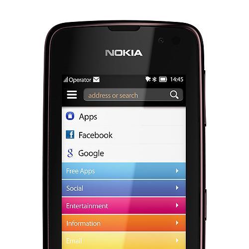 facebook messenger app for nokia asha 311