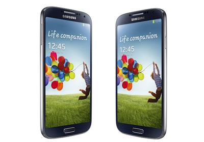 Samsung Galaxy S4 review of features and specs