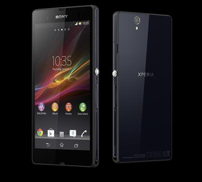 Sony Xperia Z full specs, features and price