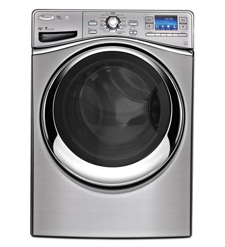 Whirlpool Smart Front Load Washer with 6th Sense technology- WFL98HEBU