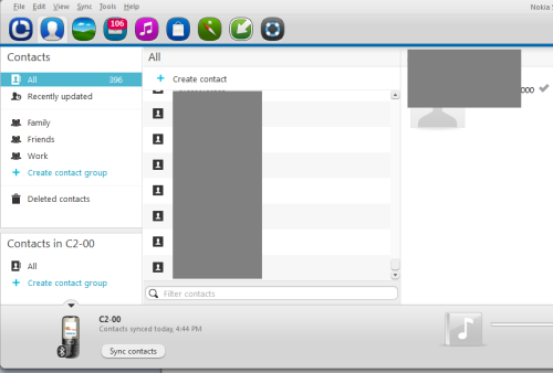 nokia nbf file reader software free