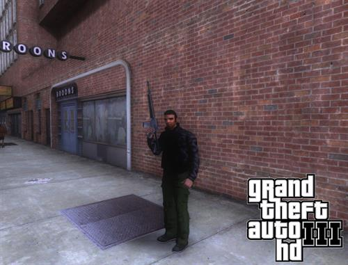Grand Theft Auto 3 HD