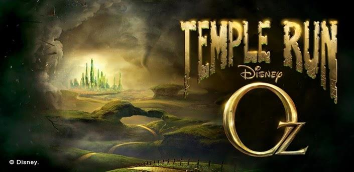 Review of the most thrilling running game experience- Temple Run: Oz
