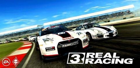 Real Racing 3 for Karbonn S5 Titanium
