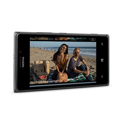 Nokia Lumia 925-Change Faces feature