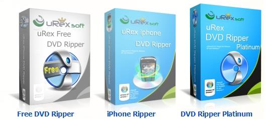 uRex DVD Ripper review