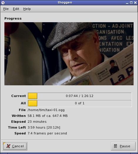 thoggen DVD ripper