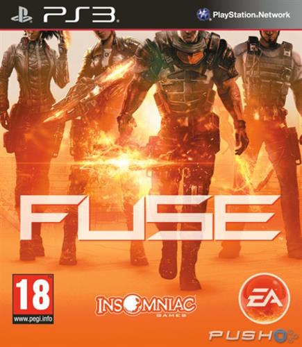 Fuse playstation game