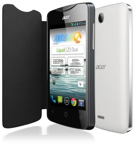 Acer Liquid Z3 Specifications