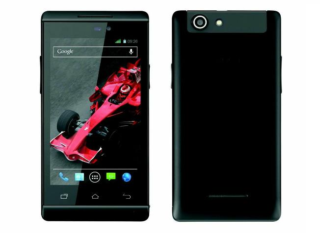 Xolo A500S Specifications