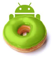 Android Donut OS