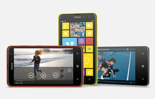 Nokia officially Launched its Lumia 625