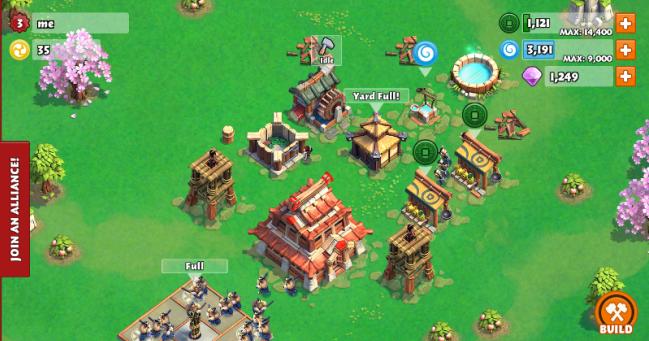 Samurai Siege screenshot