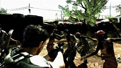 Resident Evil 5 Game Review