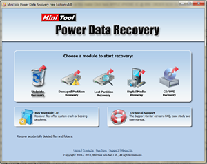 MiniTool Power Data Recovery images