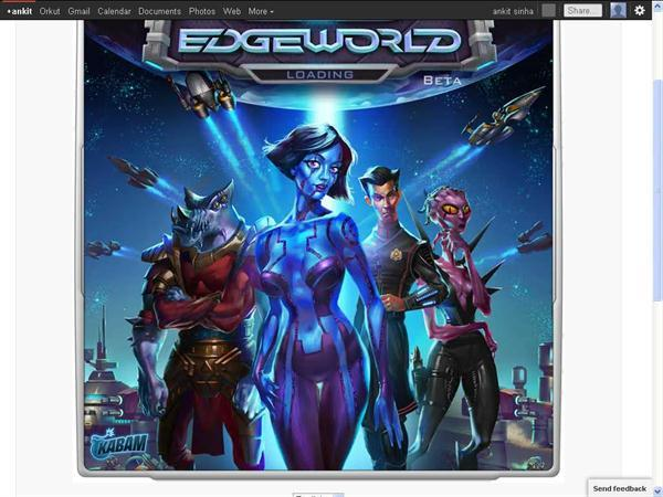 Edgeworld game