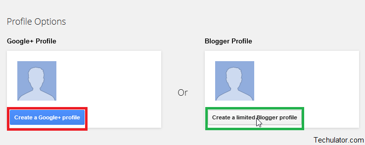 How to get started with Blogger: step 9