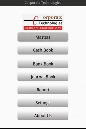 Personal Accounting Android application
