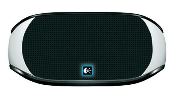 Logitech 984-000236 Mini Boombox (White)
