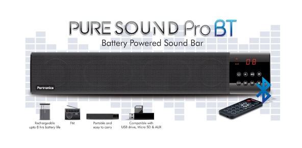 Pure Sound Pro BT POR 117